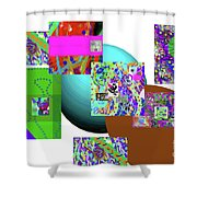 6-20-2015gabcde Shower Curtain