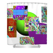 6-20-2015gabcdefghijklmn Shower Curtain