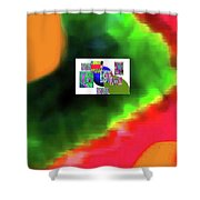 6-20-2015h Shower Curtain