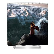2012 2009 Shower Curtain
