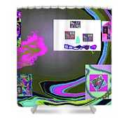 6-3-2015babcd Shower Curtain
