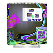 6-3-2015babcdef Shower Curtain
