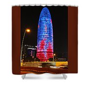 Barcelone Shower Curtain