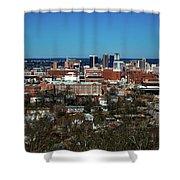 Birmingham Alabama Shower Curtain