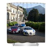 Bugatti Shower Curtain