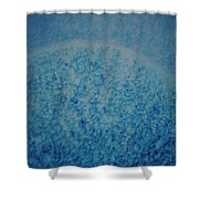 Calm Mind Shower Curtain
