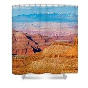 Canyonlands National Park Utah Shower Curtain