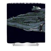 Collection Star Wars Art Shower Curtain