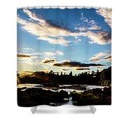 Elkton River Shower Curtain