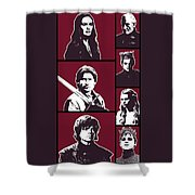 Game Of Thrones. Lannister. Shower Curtain