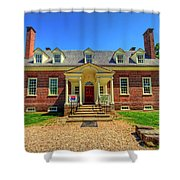 George Mason's Gunston Hall Shower Curtain