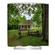 George Washington Carver National Monument Shower Curtain