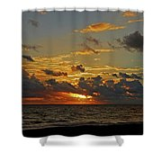 6- Juno Beach Shower Curtain
