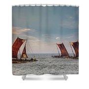 Negombo - Sri Lanka Shower Curtain