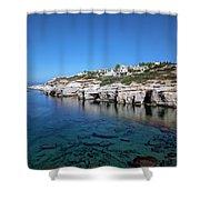 Pegeia - Cyprus Shower Curtain