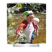 Camping Gear Reviews Shower Curtain