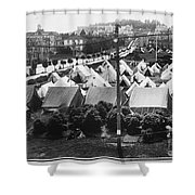 San Francisco Earthquake Shower Curtain
