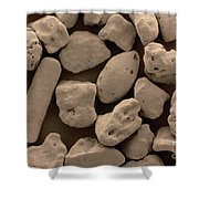 Sand Sem Shower Curtain