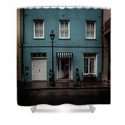 608 Bienville Street Shower Curtain