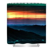 Landscape N More Shower Curtain