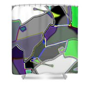 621111 Shower Curtain