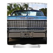 63 Impala Shower Curtain