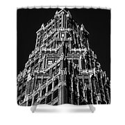 66 Court Street In Brooklyn Ny Shower Curtain