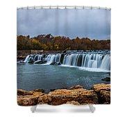 Grand Falls Shower Curtain