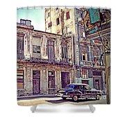 Havana, Cuba Shower Curtain