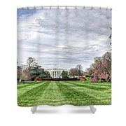 Washington Dc Usa Shower Curtain