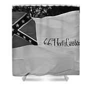 66th North Carolina Shower Curtain