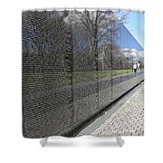 Washington Dc Usa Shower Curtain