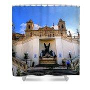 Valletta, Malta Shower Curtain
