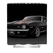 '69 Camaro Z28 Shower Curtain