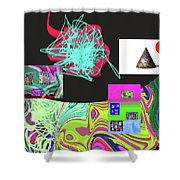 7-20-2015ga Shower Curtain