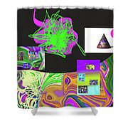 7-20-2015gabcde Shower Curtain