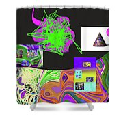 7-20-2015gabcdef Shower Curtain