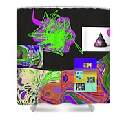 7-20-2015gabcdefg Shower Curtain