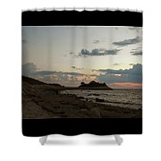 7-23-16--4142 Don't Drop The Crystal Ball Shower Curtain