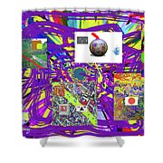 7-25-2015abcdefghijklmnopqrtuvwxyzabcdef Shower Curtain