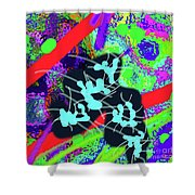 7-30-2015dab Shower Curtain