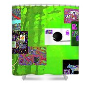7-30-2015fabcd Shower Curtain