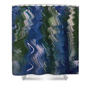 Art Therapy  Shower Curtain