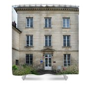 Chantilly France Street Scenes Shower Curtain