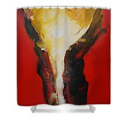 Conceptional Views Shower Curtain