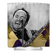Dave Matthews Collection Shower Curtain