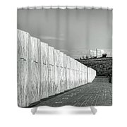 Flight 93 National Memorial Shower Curtain