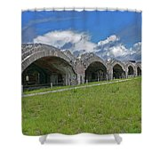 Fort Pickens Shower Curtain