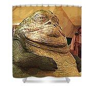 Jedi Star Wars Poster Shower Curtain