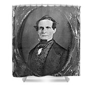 Jefferson Davis Shower Curtain by Granger